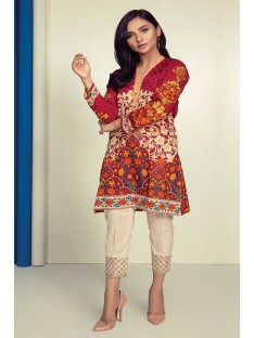 Orient Summer Series I Printed Collection One Piece-070A