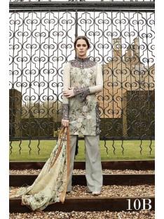Tabassum Mughal Luxury Festive Collection' 10B