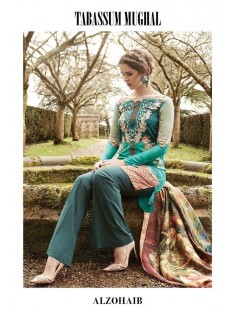 Tabassum Mughal Luxury Festive Collection' 11B