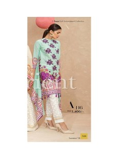 Orient Summer Series I Printed Collection One Piece-116A