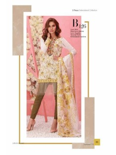Orient Summer Series II Lawn Collection-126B