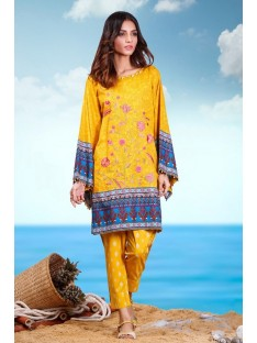 Alkaram Midsummer Collection-MS-34-Yellow