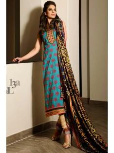 Asim Jofa Luxury Lawn Collection'AJL-13A