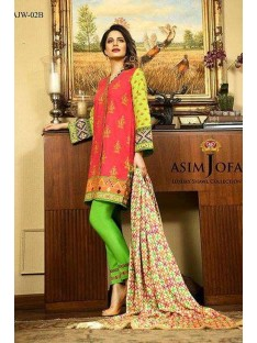 Asim jofa luxury winter shawl collection-02-B