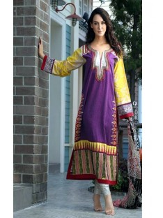 Firdous luxuary Collection purple