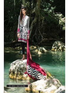 Lsm By Zainab Chottani Spring Summer Collection-104A-IKAT GALORE