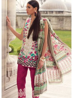 Mina Hasan Luxury Embroidered Lawn Collection-2-B