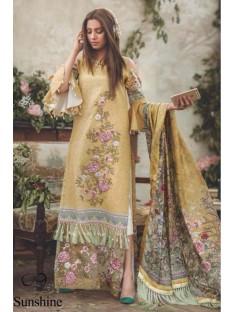 Noor By Sadia Asad Luxury Lawn Collection'18 LA POE'TESSE-D-02