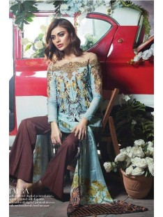 Tabassum Mughal Luxury Festive Collection' TM3a