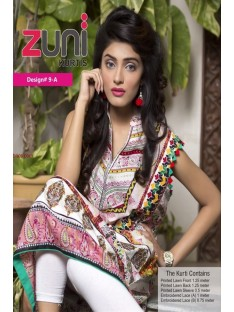 Zuni Lawn Kurti Collection-D-09A