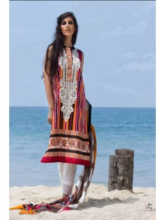 Zunuj Spring Summer Lawn Collection-Zunn-3A