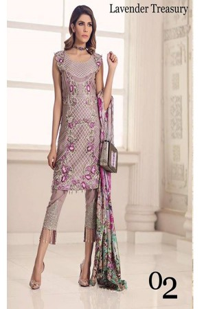 Noor By Sadia Asad Luxury Lawn Collection' 010