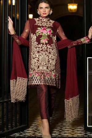 Tabassum Mughal Festive Formals Collection'17-TM-09