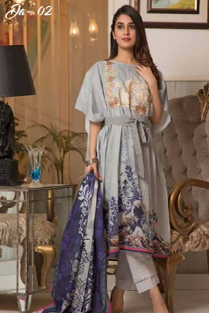 Damask Lawn Collection'19-D-02