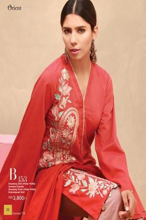 Orient Summer Series II Exquisite Jaquard Collection-153B
