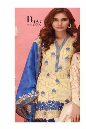 Orient Summer Series II Lawn Collection-123B