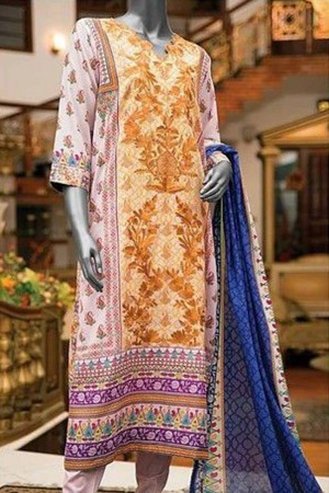 Amna ismail semi stitch lawn collection-03