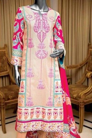 Amna ismail semi stitch lawn collection-04