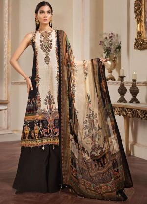 Anaya Luxury Lawn Collection'19-D-12