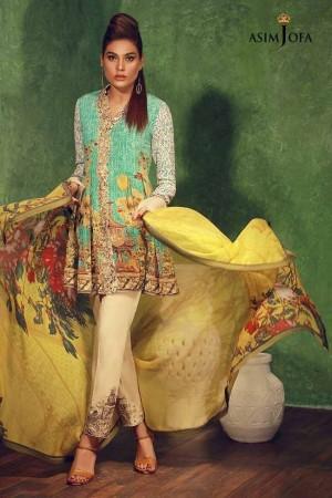 Asiim Jofa Crepe Silk Collection-D-03