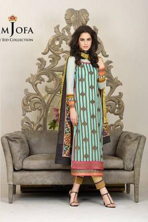 Asim Jofa Luxury Lawn Collection'AJL-02A