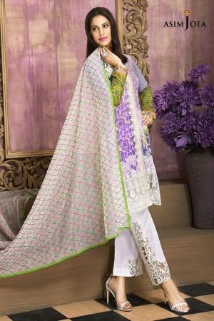 Asim Jofa Premium Eid Collection-AJP-04A