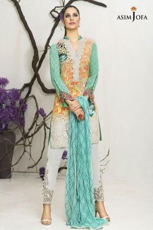 Asim Jofa Premium Eid Collection-AJP-04B