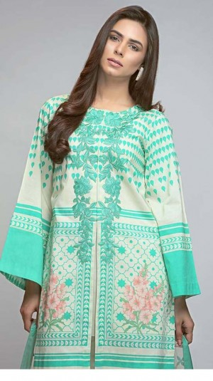 Auj Spring Summer Lawn Collecton'18-D-01