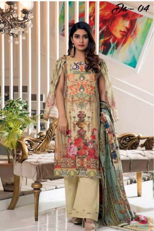 Damask Lawn Collection'19-D-04