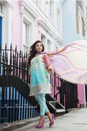 Farah Talib Aziz Garden Of Grace By LSM Designer Collection-5B