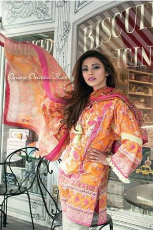 Farah Talib Aziz Garden Of Grace By LSM Designer Collection-8B