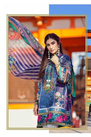 Farah Talib Aziz Imperial Garden Collection FTA-14