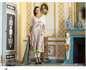 Firdous Spring Summer Collection'16-D-05