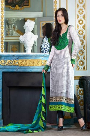Firdous Spring Summer Collection'16-D-13