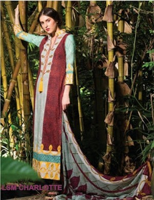Charlotte Exclisive Cambric collection by lakhani  zunuj  4a