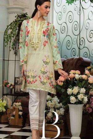 Lsm Komal Spring Embroidered Kurti Collection-KEK-04B