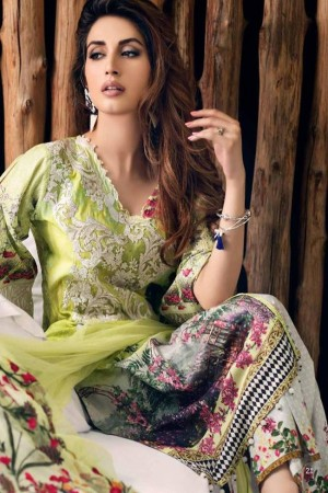 Mahiymaan Eid festive Collection by AlZohaib-M-05