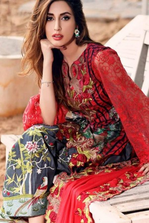 Mahiymaan Eid festive Collection by AlZohaib-M-10