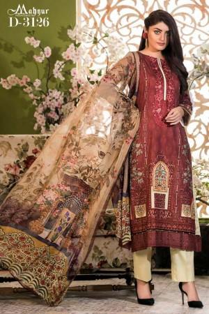 Mahnur Festive Collection'19-D-3126