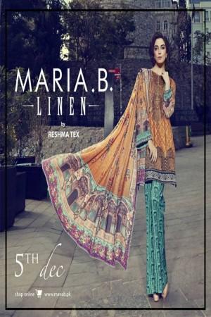 Maria.b linen winter collection-D-02