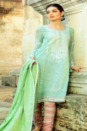 Maria.b Lawn Collection'19-D-9B