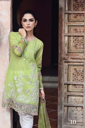 Maria.b Lawn Crystals From Swarovski Collection'17-D-bd10