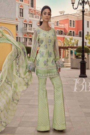 Maria.b Lawn Crystals From Swarovski Collection'17-D-06