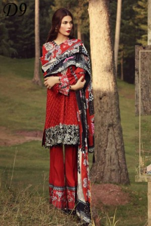 Noor by sadia asad winter collection-D09