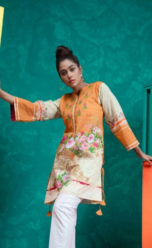 Orient Textile Spring Summer Collection'19-085-B