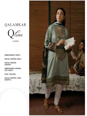 Qalamqar qline QLS-06 Eid collection 20