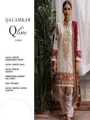 Qalamqar qline QLS-03 Eid collection 20
