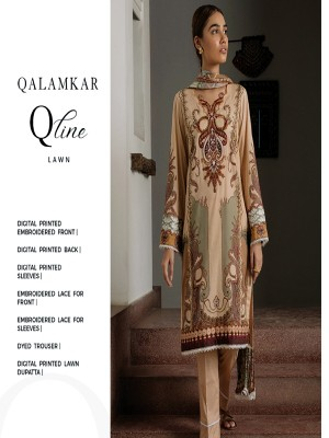 Qalamqar qline QLS-05 Eid collection 20