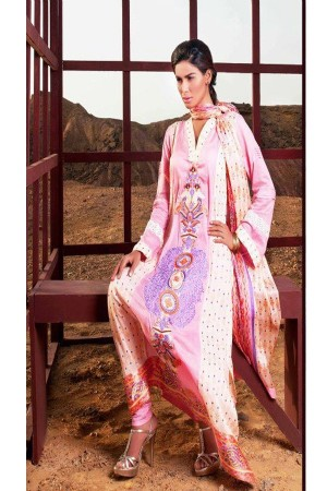 Reeva Embroided lawn Collection 01
