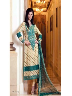 Rizwan beyg embroided lawn 04